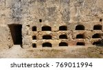 Ancient Roman Stone Beehive In...