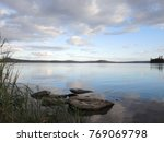 Picturesque Calm Surface...