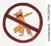 fox rap gangster doing dab