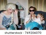 los angeles   nov 26   elsa...   Shutterstock . vector #769206070