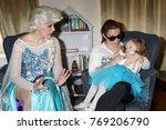 los angeles   nov 26   elsa...   Shutterstock . vector #769206790