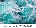 abstract water image shows...   Shutterstock . vector #769262440