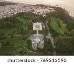 legion of honor museum in san... | Shutterstock . vector #769313590