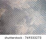 rough grunge rubber texture... | Shutterstock . vector #769333273