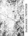grunge black and white pattern. ... | Shutterstock . vector #769370608