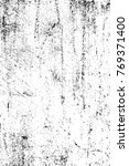 grunge black and white pattern. ... | Shutterstock . vector #769371400