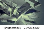 abstract mosaic vintage... | Shutterstock . vector #769385239