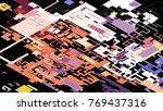 vector illustration of a... | Shutterstock .eps vector #769437316