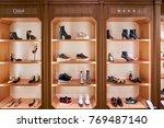 rome  italy   circa november ... | Shutterstock . vector #769487140