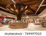 bologna  italy   circa december ... | Shutterstock . vector #769497010