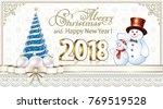 2018 Christmas Card With A...