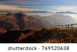 beautiful view that opens to... | Shutterstock . vector #769520638