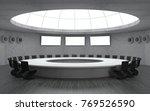 3d illustration. conference... | Shutterstock . vector #769526590