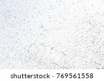 vintage white lightcement wall | Shutterstock . vector #769561558