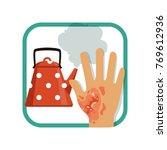 illustration showing third...   Shutterstock .eps vector #769612936