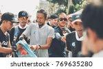 nonthaburi   dec 6 2017   on...   Shutterstock . vector #769635280