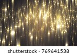 glamour abstract background... | Shutterstock . vector #769641538