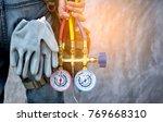 Manometers Measuring Equipment...
