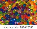 The Colorful Balls  Gel With...