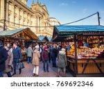 birmingham  uk   december 01 ... | Shutterstock . vector #769692346