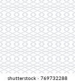 abstract geometric pattern with ... | Shutterstock .eps vector #769732288