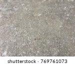 cement grunge floor texture... | Shutterstock . vector #769761073