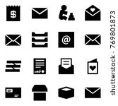 business style icon set  ...   Shutterstock .eps vector #769801873