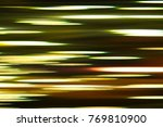 abstract background fast motion ... | Shutterstock . vector #769810900
