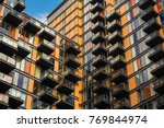 london apartment tower | Shutterstock . vector #769844974