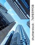 built structure  business. | Shutterstock . vector #769859938