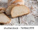 Sliced White Bread  Bakery...