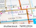 Douglas. South Dakota. Usa