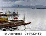 Pier Moored Pump Boats...