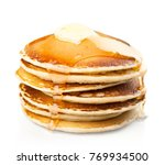 pancake  breakfast  food. | Shutterstock . vector #769934500