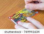 pruszcz gdanski  poland  ... | Shutterstock . vector #769941634