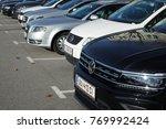 linz  austria  november 14 ... | Shutterstock . vector #769992424