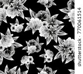 abstract elegance seamless... | Shutterstock .eps vector #770061514