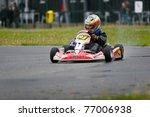 bucharest  romania   may 8 ... | Shutterstock . vector #77006938