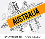 list of cities and towns in... | Shutterstock .eps vector #770143180