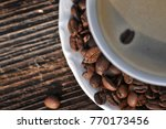 cup of coffe | Shutterstock . vector #770173456