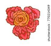 8   16   bit 8   16   bit... | Shutterstock .eps vector #770214349
