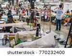 kanchanaburi  thailand   july...   Shutterstock . vector #770232400