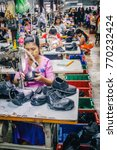 kanchanaburi  thailand   july...   Shutterstock . vector #770232424