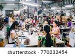 kanchanaburi  thailand   july...   Shutterstock . vector #770232454