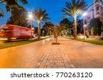 boulevard rothschild... | Shutterstock . vector #770263120