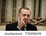 athens  greece   december 7 ... | Shutterstock . vector #770358190