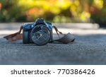 filter camera lens broken after ... | Shutterstock . vector #770386426