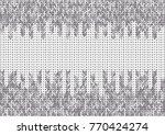 background vector pattern.... | Shutterstock .eps vector #770424274