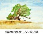 Original Painting Of Tree Of...