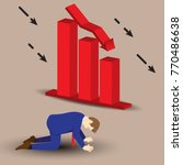 vector illustration business... | Shutterstock .eps vector #770486638